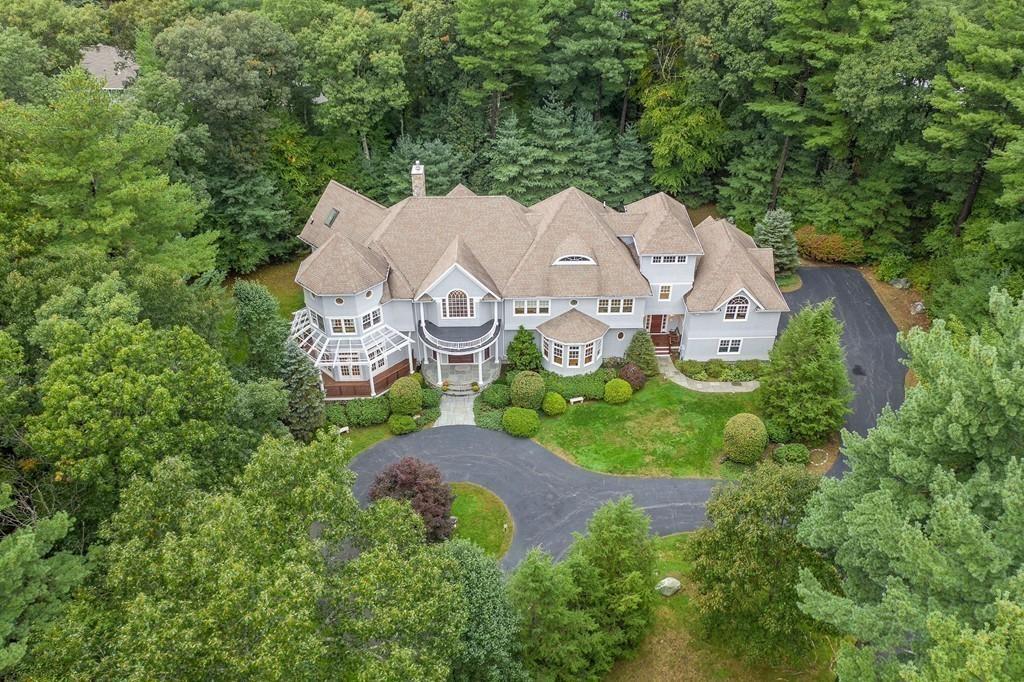 19 Huckleberry Hill Rd, Lincoln, Massachusetts