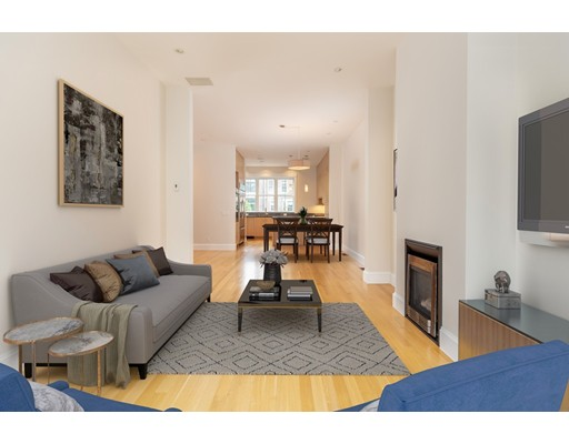 Picture 3 of 41 Rutland Sq Unit 1 Boston Ma 3 Bedroom Condo