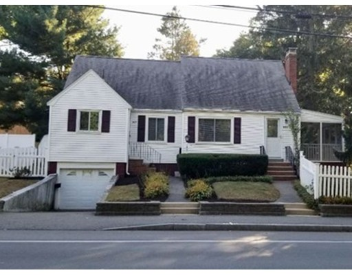 Picture 3 of 497 Walnut St  Saugus Ma 3 Bedroom Single Family