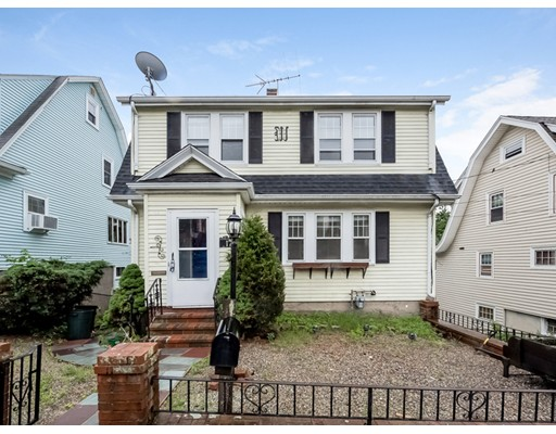 Picture 1 of 17 Dale Ave  Quincy Ma  3 Bedroom Single Family#
