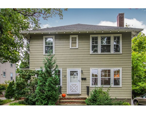 Picture 1 of 18-20 Athelstane Rd  Newton Ma  6 Bedroom Multi-family#