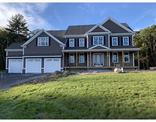 8 Hunters Ridge Way Lot 7, Hopkinton, MA 01748