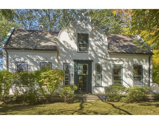 285 Goddard Ave, Brookline, Massachusetts