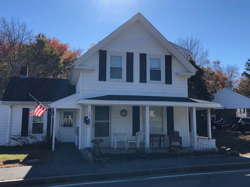 158 Park Street, North Reading, Massachusetts