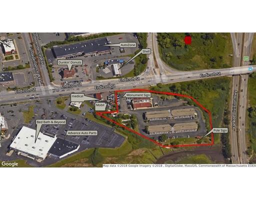 152 Endicott St, Danvers, Massachusetts, MA 01923, ,Land,For Sale,4847364
