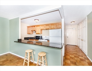 2 Hawthorne Place 14B is a similar property to 6 Whittier Pl  Boston Ma
