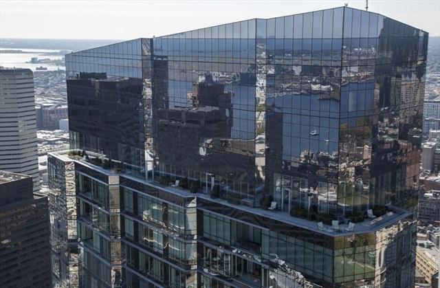 Boston                                                                      , MA - $45,000,000