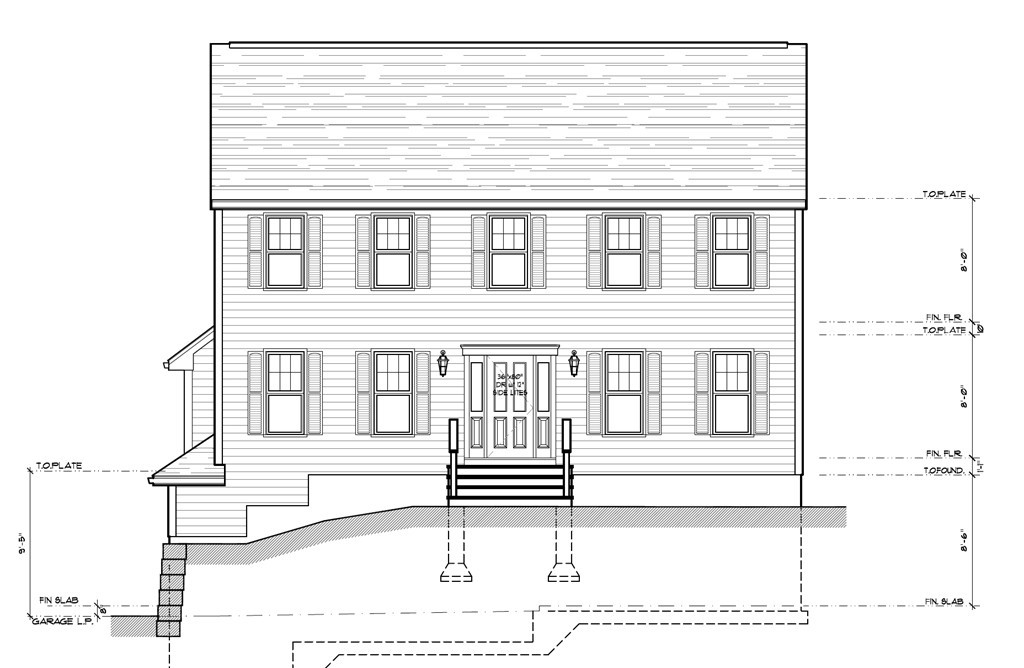 6 Adelaide Way Unit Lot 3, Marshfield, Massachusetts