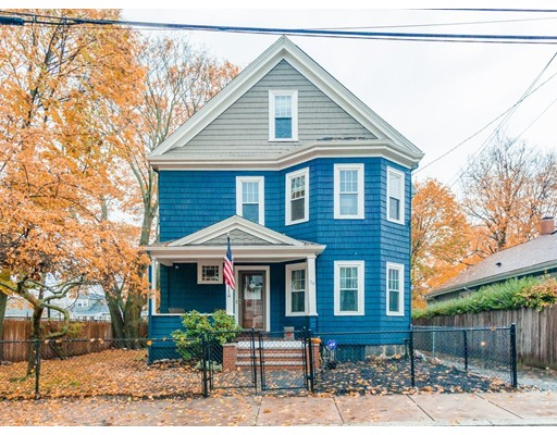 Picture 2 of 34 Hillsdale St  Boston Ma 5 Bedroom Single Family