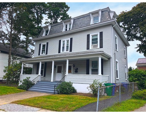 Picture 1 of 13-15 Emerson St  Newton Ma  8 Bedroom Multi-family#