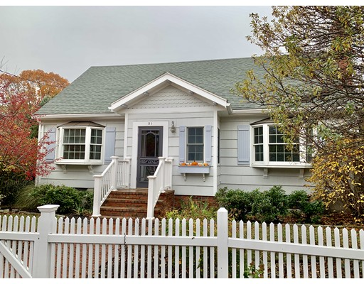 Picture 1 of 31 Evans Rd  Marblehead Ma  3 Bedroom Single Family