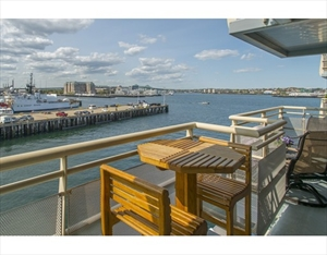 3 Battery Wharf 3405 is a similar property to 228 West Canton St  Boston Ma