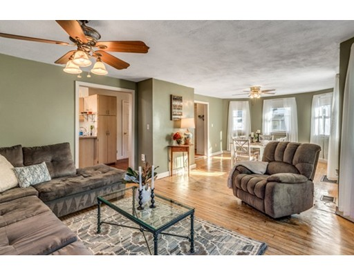 Picture 6 of 54 Grant Ave  Medford Ma 4 Bedroom Single Family