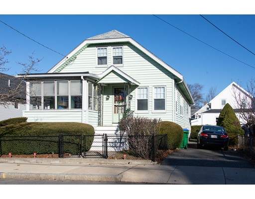 Picture 1 of 16 Glenwood Ave  Medford Ma  2 Bedroom Single Family#