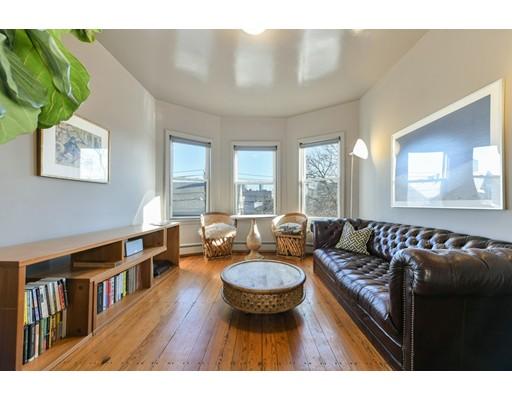 Picture 1 of 193 Brookline St Unit 3r Cambridge Ma  2 Bedroom Condo#