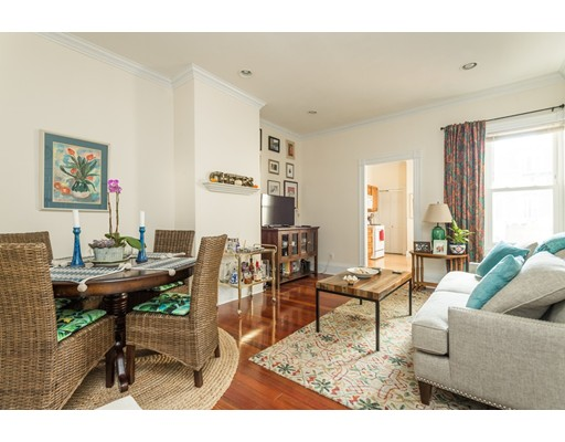 Picture 1 of 9 Trenton Unit 1 Boston Ma  1 Bedroom Condo#