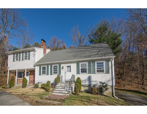 Picture 4 of 243 Jackson St  Methuen Ma 4 Bedroom Single Family