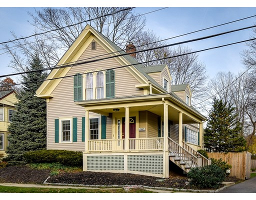 Picture 5 of 17 Florence St  Natick Ma 3 Bedroom Single Family