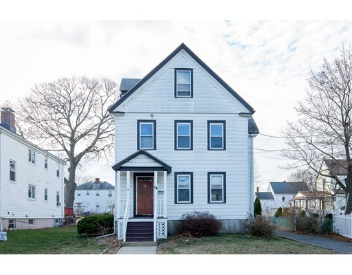 Picture 1 of 71 Chittick Rd  Boston Ma  3 Bedroom Single Family#