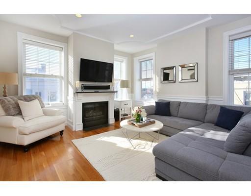 Picture 2 of 121 High St Unit 3 Boston Ma 3 Bedroom Condo