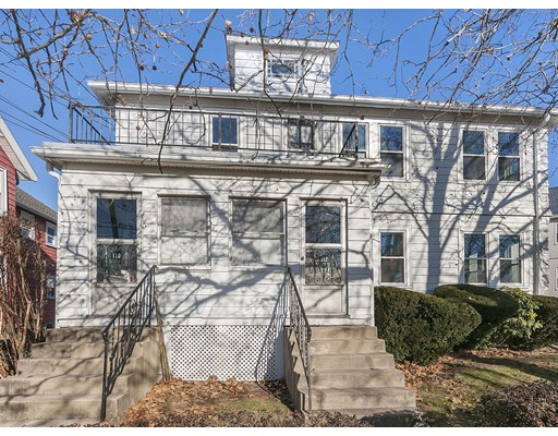 Picture 3 of 110-112 Cypress St  Watertown Ma 4 Bedroom Multi-family