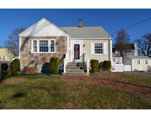 Picture 6 of 26 Sagamore Rd  Arlington Ma 3 Bedroom Single Family