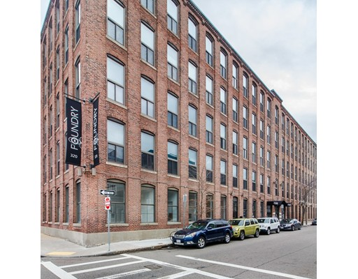 Picture 5 of 320 W 2nd St Unit 412 Boston Ma 2 Bedroom Condo