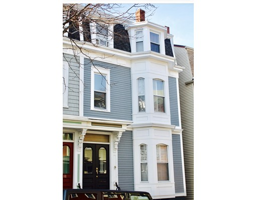 Picture 1 of 9 Gates St Unit 1 Boston Ma  2 Bedroom Condo#