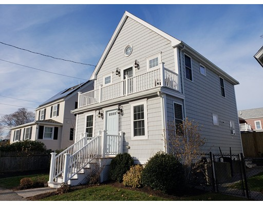 Picture 1 of 110 Charles St  Quincy Ma  2 Bedroom Single Family