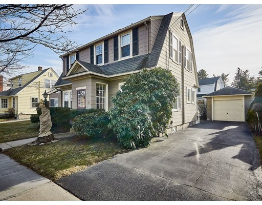 Picture 1 of 27 Beacon Park  Watertown Ma  4 Bedroom Single Family#