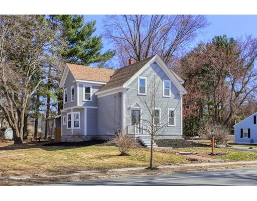Picture 2 of 446 Groveland St  Haverhill Ma 4 Bedroom Single Family