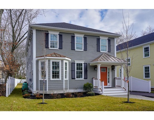 Lexington St, Belmont, MA 02478