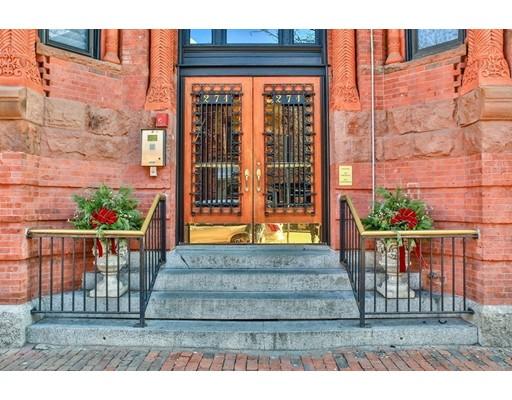Dartmouth Street, Boston, MA 02116