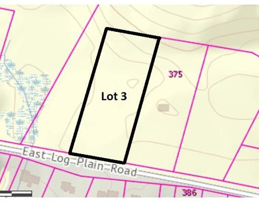 Lot 3 Log Plain Rd, Greenfield, MA 01301