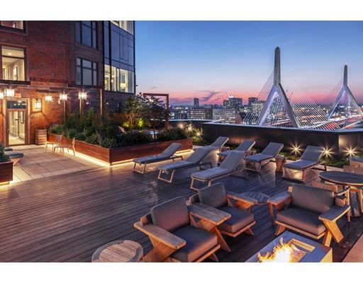 Picture 5 of 100 Lovejoy Wharf Unit 9e Boston Ma 1 Bedroom Condo