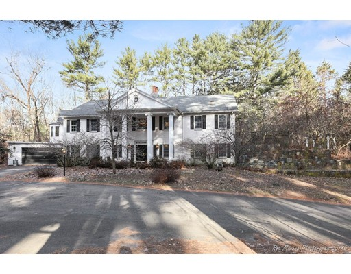 Picture 2 of 216 Haverhill Rd  Topsfield Ma 4 Bedroom Single Family