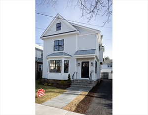 34 Irving St  is a similar property to 23 Pembroke St  Newton Ma