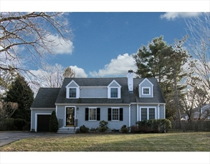 35 Boulder Brook Rd  is a similar property to 95 Parker Rd  Wellesley Ma
