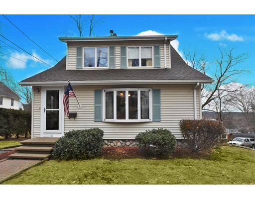 Picture 1 of 11 Ingalls St  Woburn Ma  3 Bedroom Single Family#