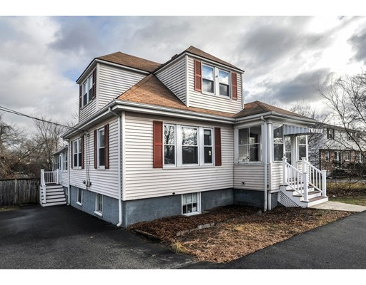 Picture 2 of 74 Hooper Rd  Dedham Ma 3 Bedroom Single Family