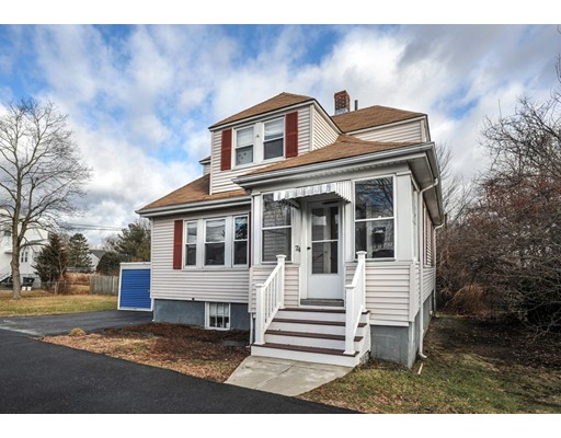 Picture 3 of 74 Hooper Rd  Dedham Ma 3 Bedroom Single Family