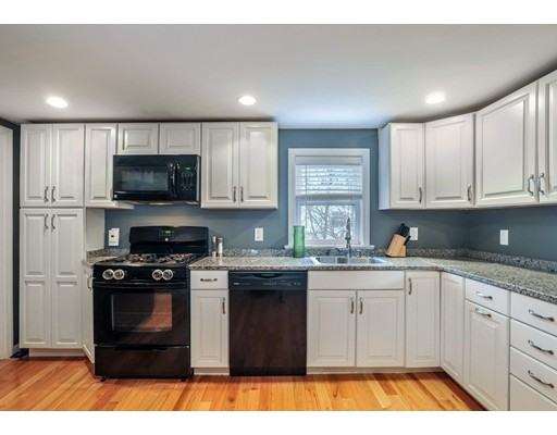 Picture 10 of 74 Hooper Rd  Dedham Ma 3 Bedroom Single Family