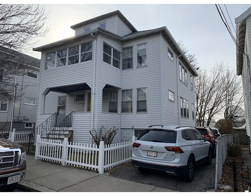 Picture 1 of 52 Sterling St  Somerville Ma  4 Bedroom Multi-family#