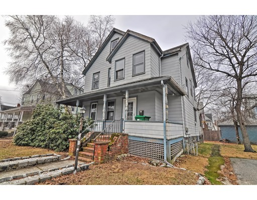 Picture 13 of 10 Garfield Ave  Medford Ma 3 Bedroom Single Family