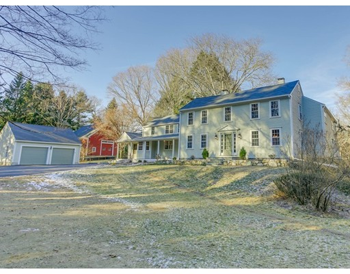 Picture 1 of 74 Moore Rd  Wayland Ma  5 Bedroom Single Family