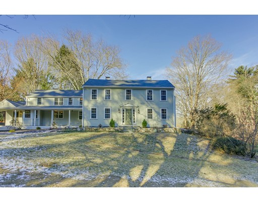 Picture 2 of 74 Moore Rd  Wayland Ma 5 Bedroom Single Family