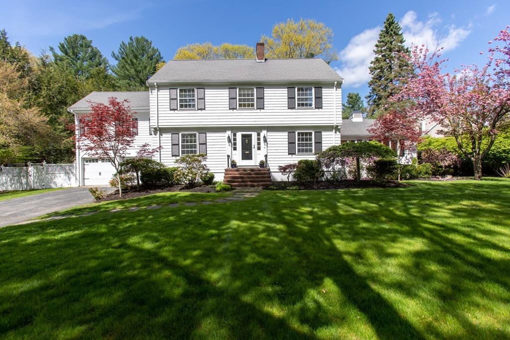 1 Chatham Circle, Wellesley, Massachusetts