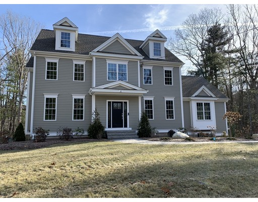 11 Penny Meadow Lane Lot 4, Hopkinton, MA 01748