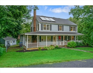 148 Howe Street  is a similar property to 283 West Central  Natick Ma