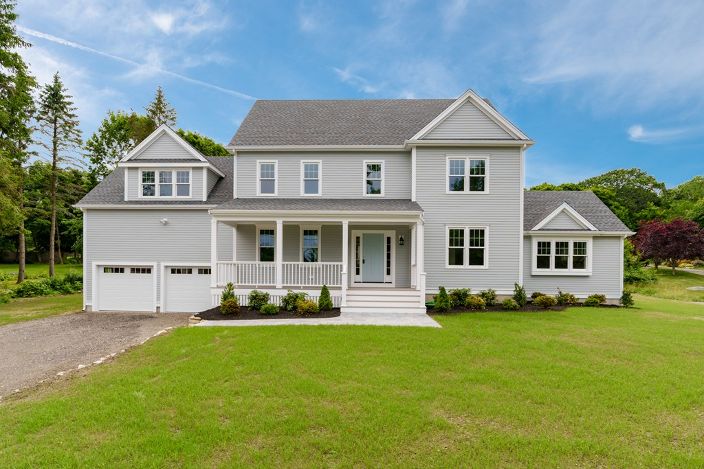 575 Country Way - NEW CONSTRUCTION, Scituate, Massachusetts